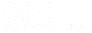 SoCal Volleyball Club Logo